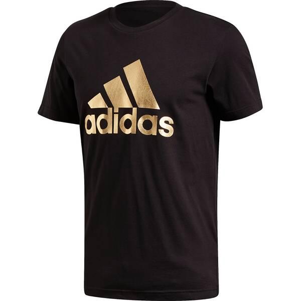 ADIDAS Herren Shirt 8-Bit Foil GRFX