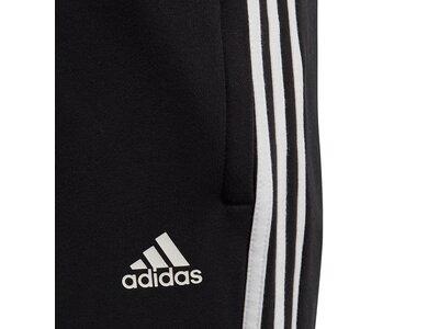 ADIDAS Fußball - Teamsport Textil - Hosen Tiro 19 Jogginghose FT lang Kids Schwarz
