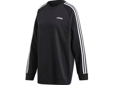 ADIDAS Damen Sweatshirt ESS BF CREW Schwarz