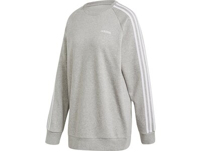 ADIDAS Damen Sweatshirt ESS BF CREW Silber