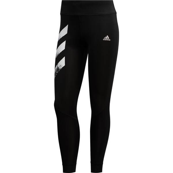 adidas Damen Own The Run 3-Streifen Fast Tight
