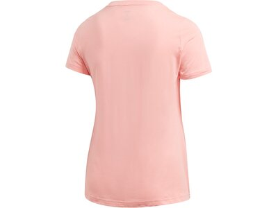 ADIDAS Damen Shirt E LIN S T INC Rot