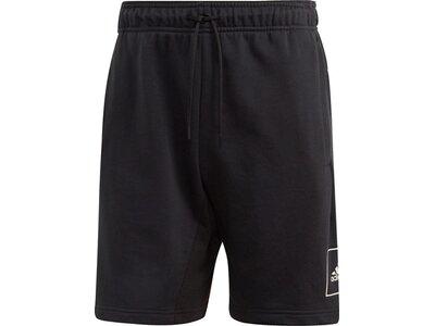 ADIDAS Fußball - Textilien - Shorts 3S Tape Short Gün Schwarz