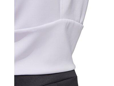 adidas Damen Style Athletics Tech Sweatjacke Grau