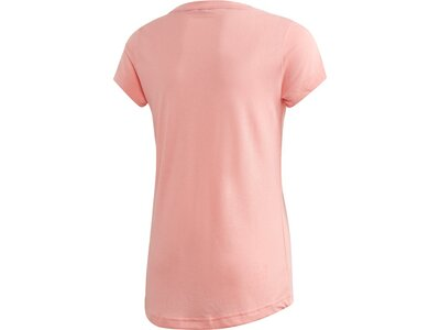 adidas Mädchen Must Haves Badge of Sport T-Shirt Pink