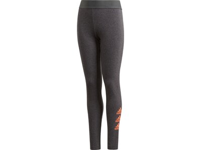 adidas Mädchen Must Haves Badge of Sport Tight Grau