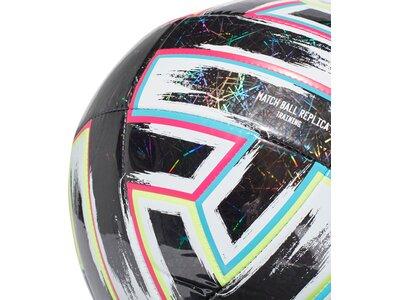 adidas Herren Uniforia Trainingsball Silber