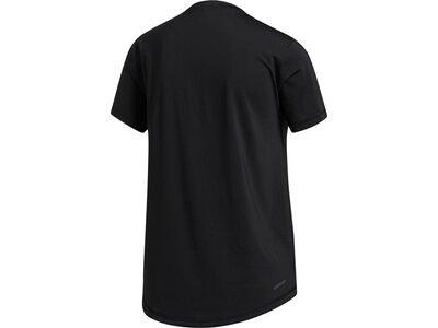 ADIDAS Lifestyle - Textilien - T-Shirts Tech Badge of Sport T-Shirt Damen Schwarz