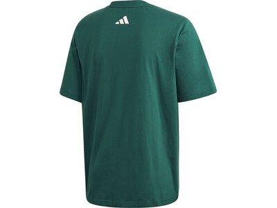 adidas Herren adidas Athletics Pack Language T-Shirt Grau