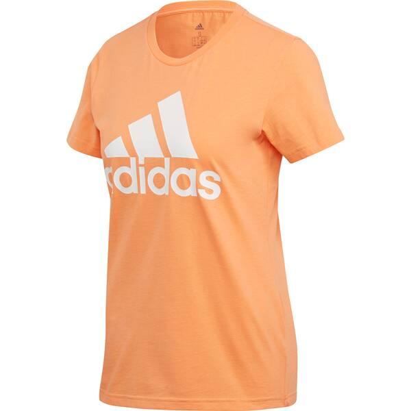 adidas Damen Logo Tee Essentials Sportmode T-Shirt