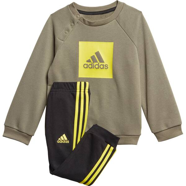ADIDAS Kinder Sportanzug I 3SLOGO JOG FT