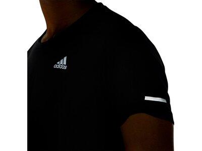"""ADIDAS Herren T-Shirt """"Run It"""" Schwarz"""