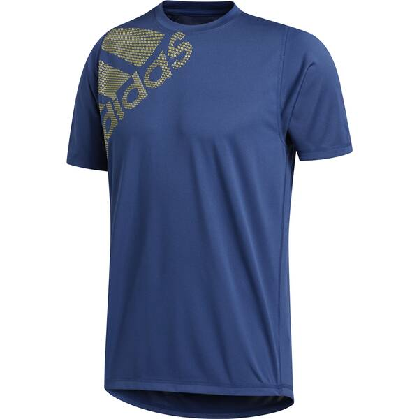 ADIDAS Herren Trainingsshirt FreeLift Badge of Sport Graphic