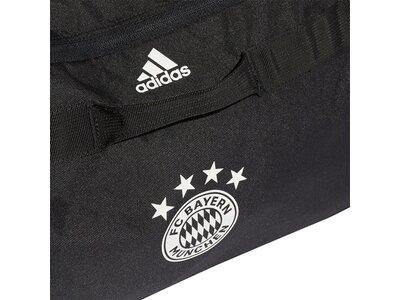 adidas FC Bayern München Duffelbag M Schwarz