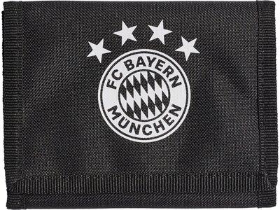 adidas FC Bayern München Geldbeutel Schwarz