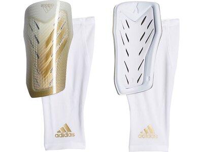 adidas X 20 Pro Schienbeinschoner Weiß
