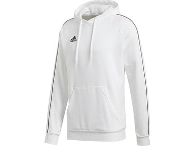 ADIDAS Fußball - Teamsport Textil - Sweatshirts Core 18 Kapuzensweatshirt Grau
