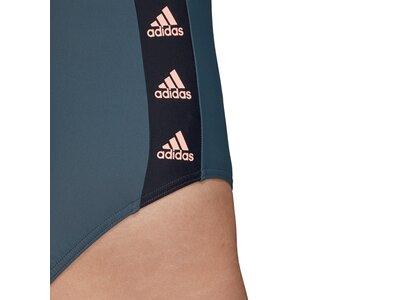 adidas SH3.RO Tapered Badeanzug Grau