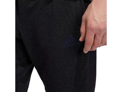 adidas Herren City Studio Fleece Long Shorts Schwarz
