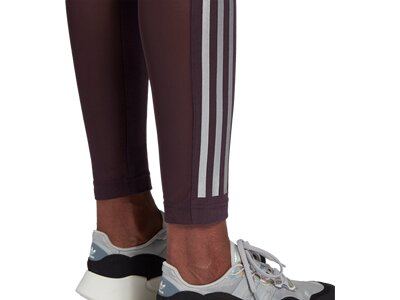ADIDAS Lifestyle - Textilien - Hosen lang Glam On Leggings Damen Rot
