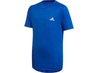 ADIDAS Jungen T-Shirt Blau