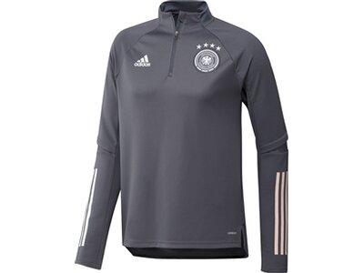 ADIDAS Herren Trainingsoberteil DFB Grau