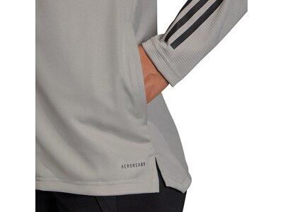 adidas Damen Condivo 20 Trainingsjacke Grau