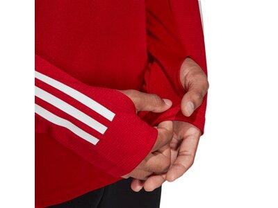 adidas Herren Condivo 20 Trainingsoberteil Rot