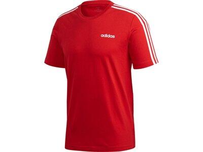 ADIDAS Herren Shirt E 3S Rot