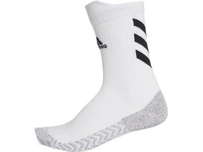 ADIDAS Fußball - Teamsport Textil - Socken Alphaskin Crew Socks Socken Pink