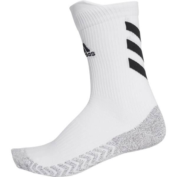 ADIDAS Fußball - Teamsport Textil - Socken Alphaskin Crew Socks Socken