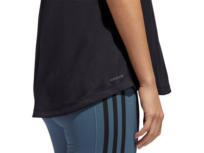 adidas Damen Tunic Tanktop Schwarz