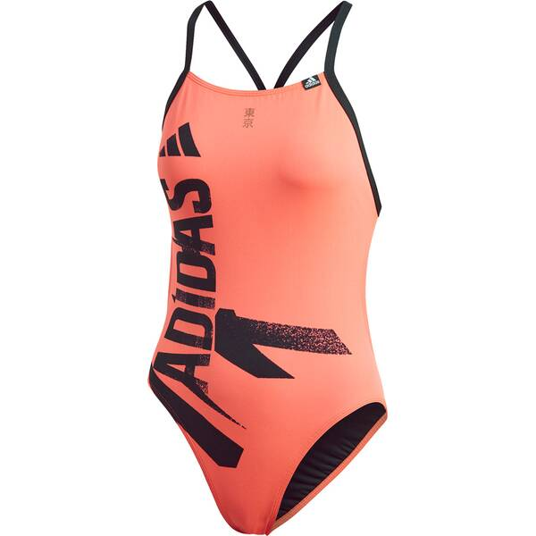 Bademode - ADIDAS Damen Badeanzug PRO TOKYO SUIT › Pink  - Onlineshop Intersport