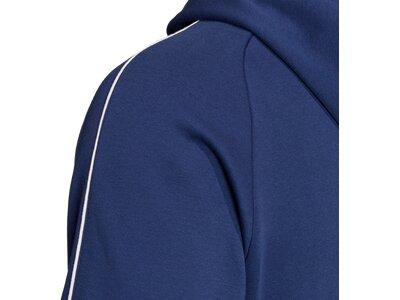 adidas Herren Core 19 Kapuzenjacke Blau