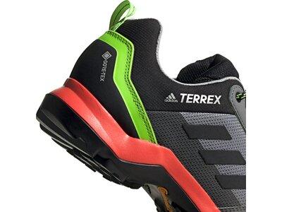 adidas Herren TERREX AX3 GORE-TEX Wanderschuh Grau