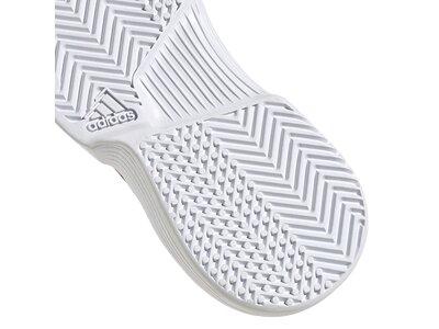 adidas Damen GameCourt Schuh Silber