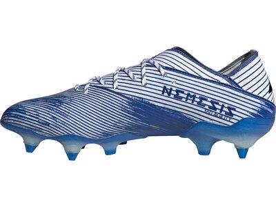 adidas Herren Nemeziz 19.1 SG Fußballschuh Blau