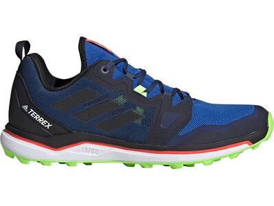 adidas TERREX Herren AGRAVIC TRAILRUNNING SCHUHE Blau