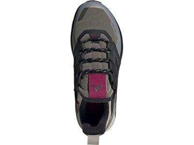 adidas Damen TERREX Trailmaker Mid COLD.RDY Wanderschuh Grau