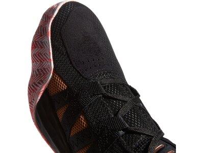 adidas Dame 6 Schuh Rot