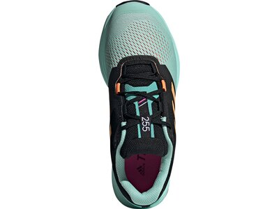 adidas Damen Trailrunningschuhe TERREX TWO FLOW Grün