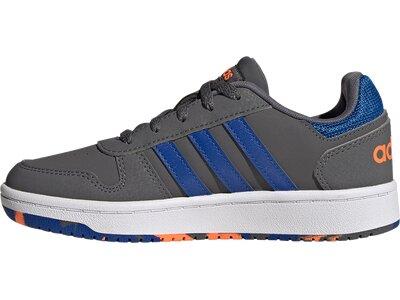 adidas Hoops 2.0 Schuh Grau