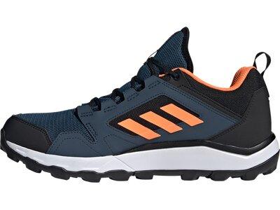 adidas Herren TERREX Agravic TR GORE-TEX Trailrunning-Schuh Blau
