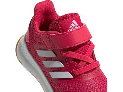 adidas Kinder Run Falcon Schuh Pink