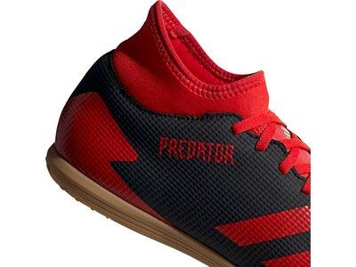 adidas Herren Predator 20.4 IIC IN Fußballschuh Schwarz