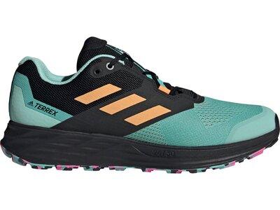 adidas Herren Trailrunningschuhe TERREX TWO FLOW Grün