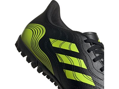 adidas Herren Copa Sense.4 TF Fußballschuh Schwarz