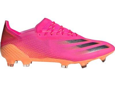 adidas Herren X Ghosted.1 FG Fußballschuh Pink