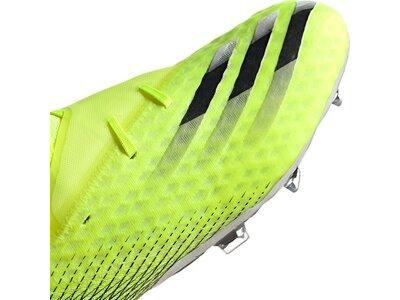 adidas Herren X Ghosted.2 FG Fußballschuh Grün