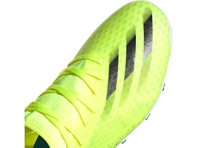 adidas Herren X Ghosted.3 MG Fußballschuh Grün